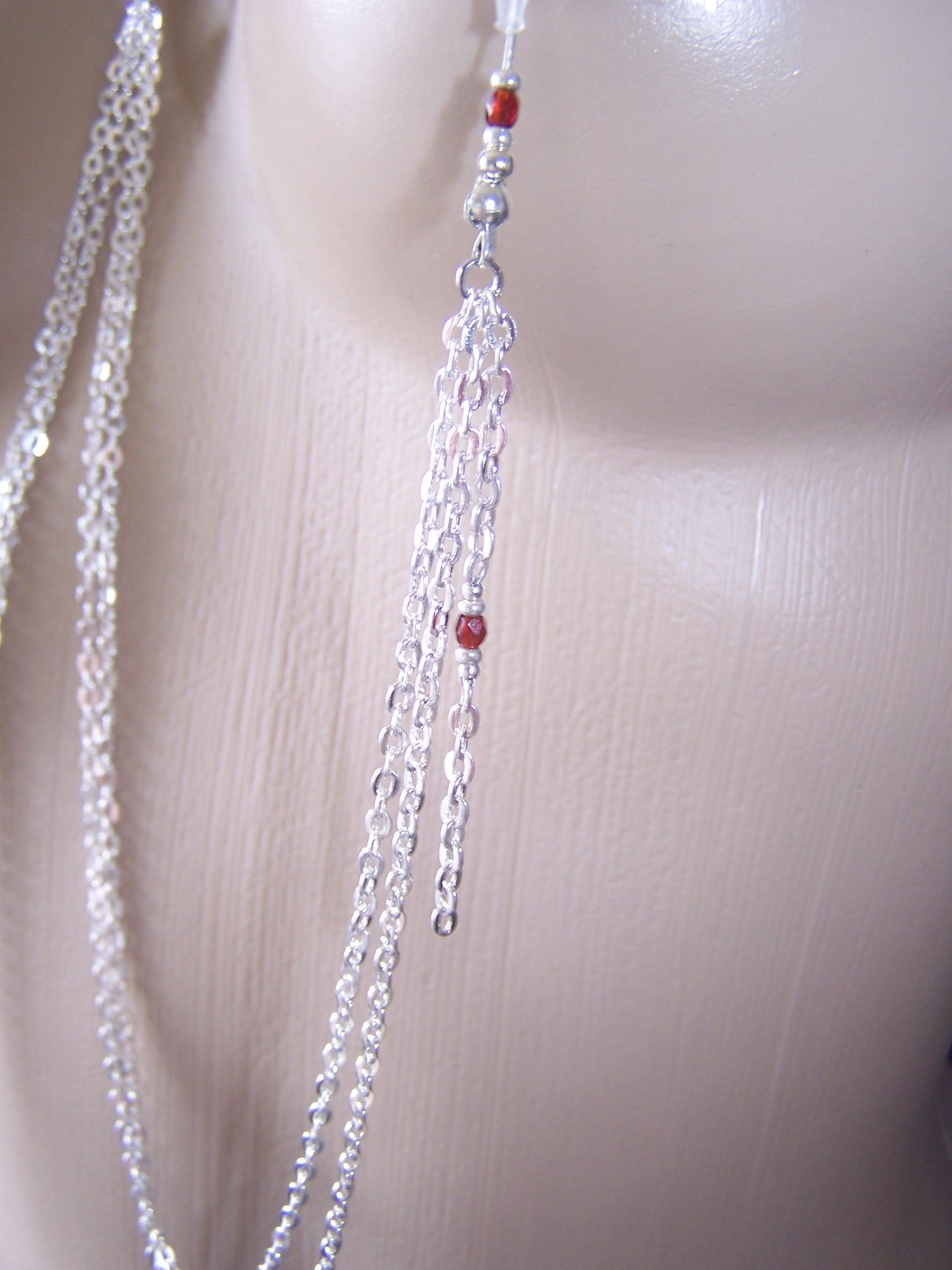 Körperschmuck Intimschmuck intim Kette Halskette oh